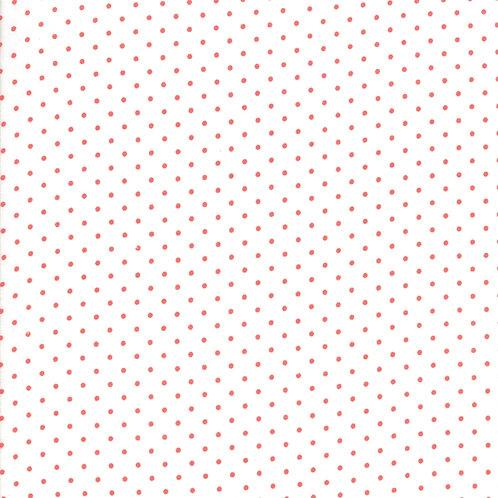 Catalina Cloud and Lollipop Polka Dot Bikini Yardage By Fig Tree Quilts