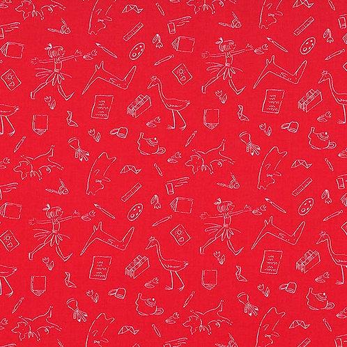 Lola Dutch By Sarah Jane Lola and Friends Cherry