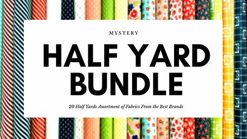 Half Yard Bundle Mystery Box By Precuts Quilt Shop and Craft