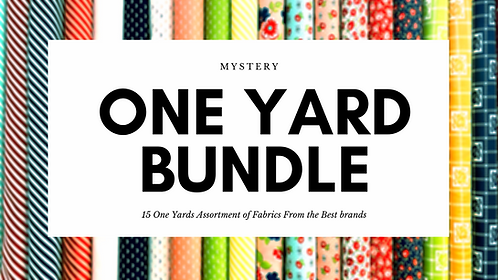 One Yard Bundle Mystery Box