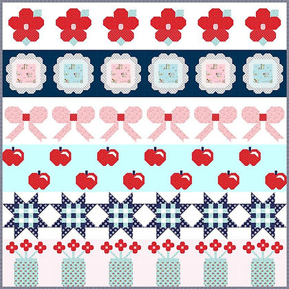 Sweet & Simple Quilt Kit