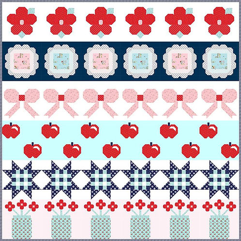 Sweet & Simple Quilt Kit
