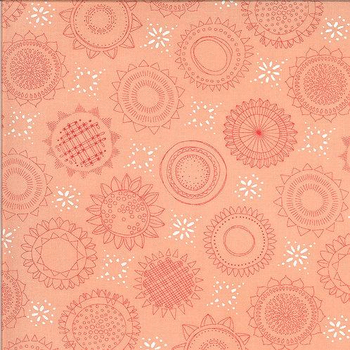 Solana   Varietals Peach by Robin Pickens for Moda Fabrics