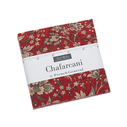 Chafarcani Charm Pack by French General