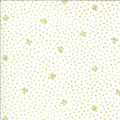 Dover Little Floral Willow By Brenda Riddle Designs for Moda Fabrics