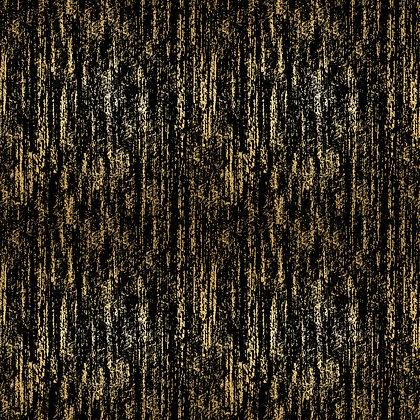 Tiger Fly Brushed Metallic Black By Sarah Watts