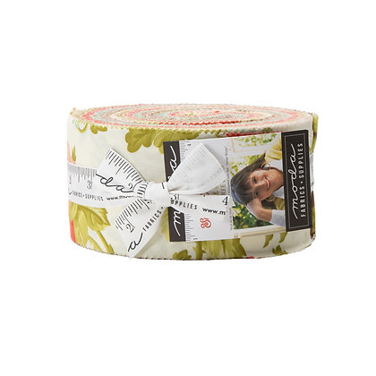 Scarlet Sage Jelly Roll by Fig Tree