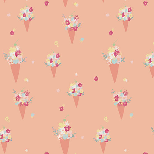 Daydream | Blooming Ice Cream by Patty Basemi for ArtGallery Fabrics