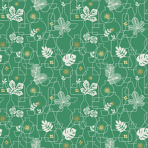 Whatnot | Potted Emerald Green By Rashida Coleman-Hale for Ruby Star Society