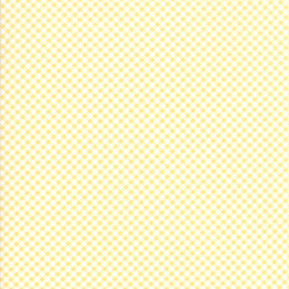 Catalina Sunshine Gingham Yardage By Fig Tree Quilts