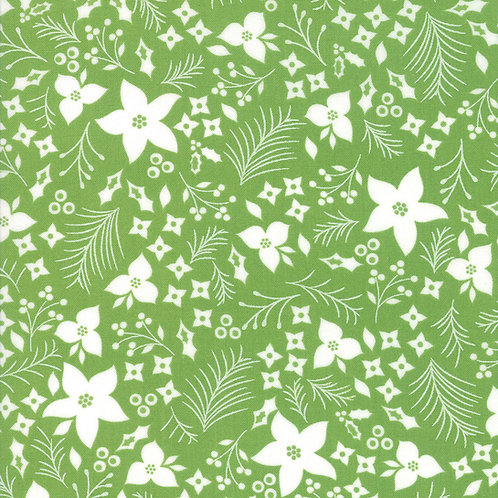Holliberry | Garland Christmas Flower By Corey Yoder for Moda Fabrics
