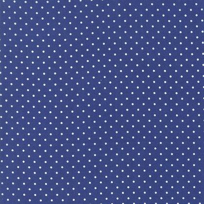 Catalina Sapphire Polka Dot Bikini Yardage By Fig Tree Quilts
