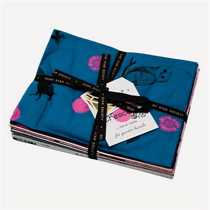 Crescent Fat Quarter Bundle by Sara Watts from Ruby Star Society