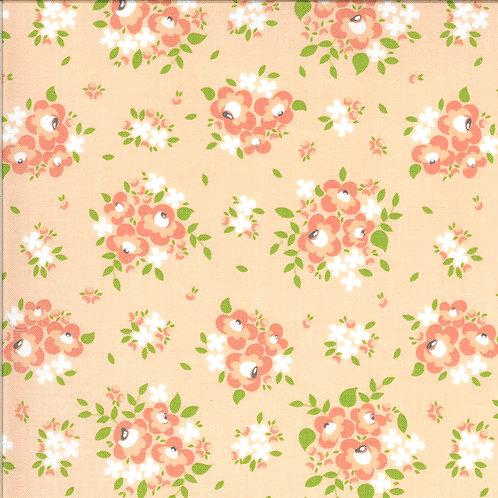 Apricot & Ash Baby's Breathe  By Corey Yoder for Moda Fabrics