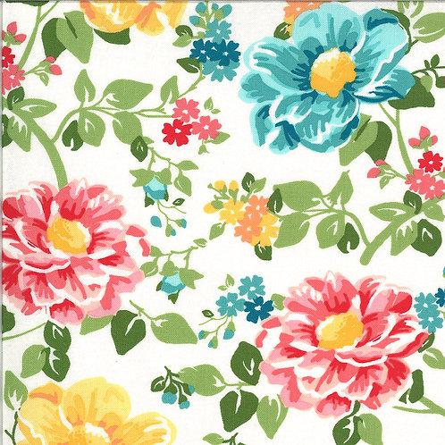 Homestead Church Dress Multicolor By April Rosenthal For Moda Fabrics