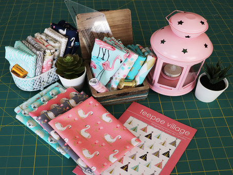 ARE YOU PRECUTS QUILT BOX SUBSCRIBER?