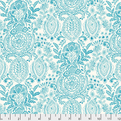 Pavilion Aqua from Meadowlark Collection by Dena Designs