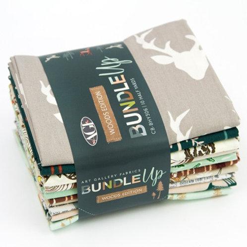 Woods Edition Fat Quarter Bundle