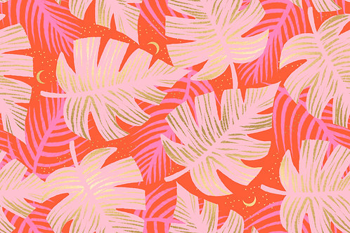 Florida | Shade Palms Fire by Sarah Watts for Ruby Star Society from Moda Fabric