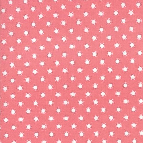 Bloomington Rose Parisian Dot By Lella Boutique for Moda Fabric