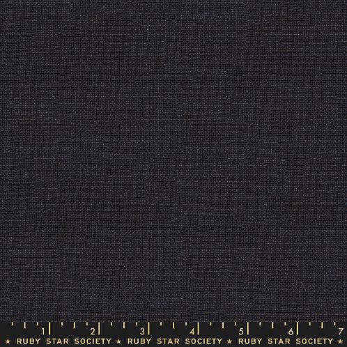 Warp & Weft Wovens Navy Chore Coat by Alexia Abegg for Ruby Star Society