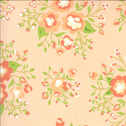 Apricot & Ash Apricot  By Corey Yoder for Moda Fabrics