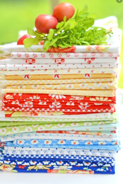 Catalina One Yard Bundle By Fig Tree Quilts