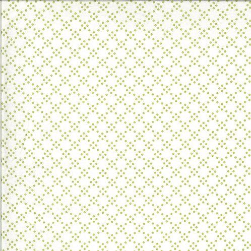 Dover Tonal Dot Willow By Brenda Riddle Designs for Moda Fabrics