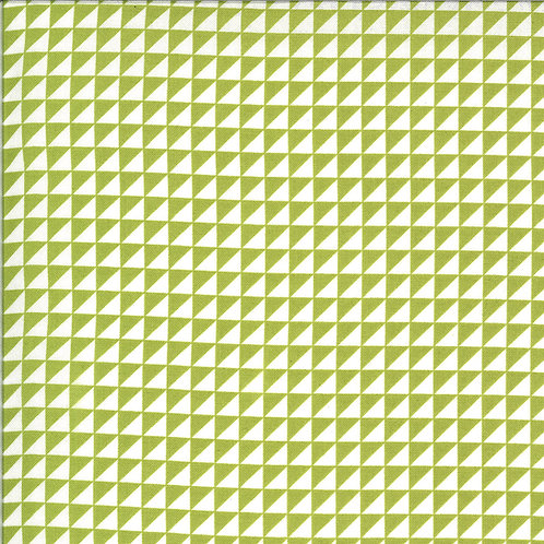Shine On HST Green by Bonnie and Camille for Moda Fabrics