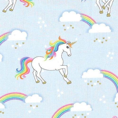 Rainbow hair, don't care! Sky