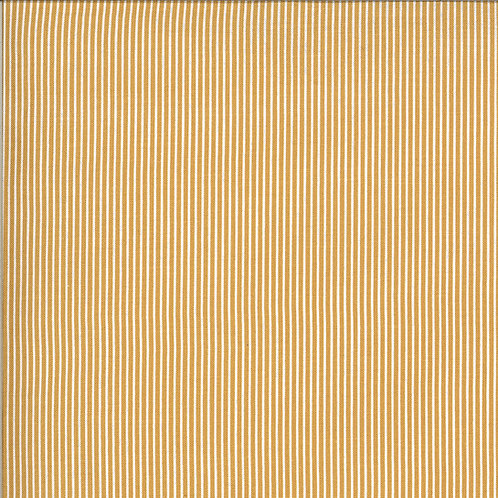 Folktale |  Skinny Stripes Golden by Bella Boutique for Moda Fabrics