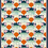 Thumbnail: Mountain Horizon By  Lo & Behold Stitchery