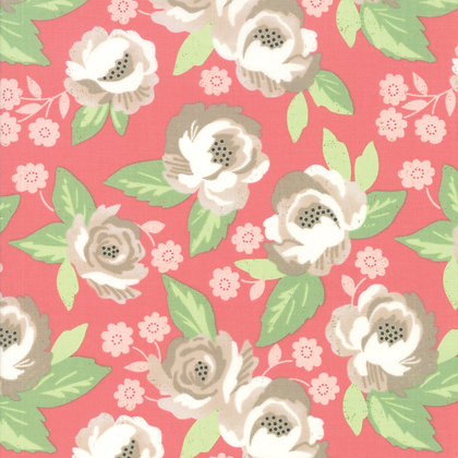 Bloomington Rose Faded Bloom By Lella Boutique for Moda Fabric