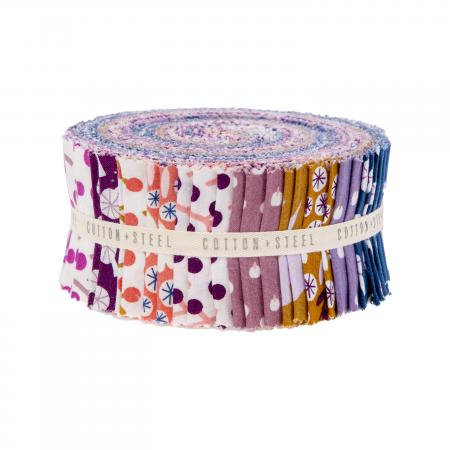 Find me In Ibiza Jelly Roll by Sabina Alcaraz for Cotton and Ste