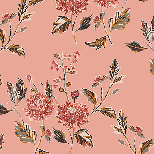 Kismet Cut Flowers Favor by Sharon Holland for Art Gallery Fabrics