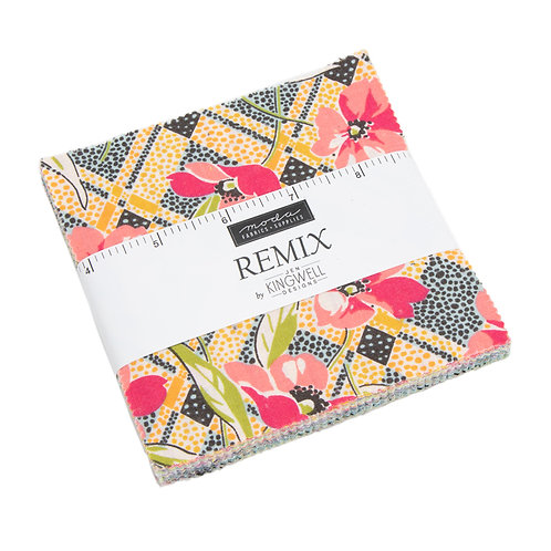Remix Charm Pack Jen Kingwell for Moda Fabrics