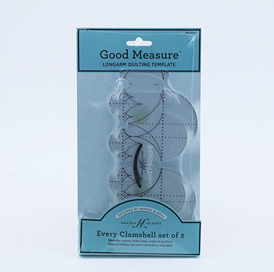 Good Measure Amanda Murphy Every Clamshell 2pcs