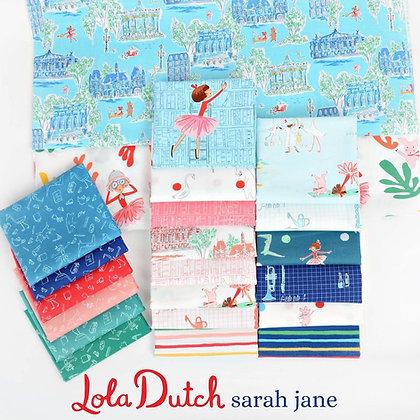 Lola Dutch Fat Quarter Bundles By Sarah Jane