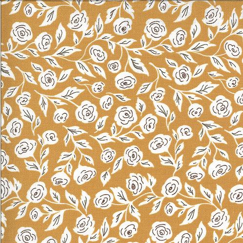 Folktale | Enchanted Bloom Golden by Bella Boutique for Moda Fabrics