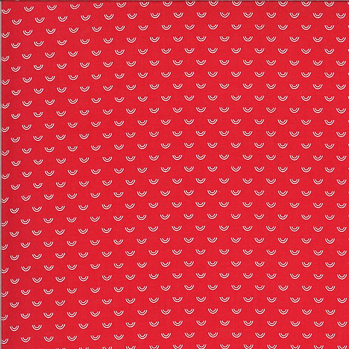 Shine On  Rainbow Red by Bonnie and Camille for Moda Fabrics