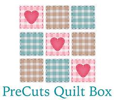 PreCuts Quilt Box