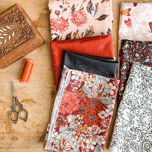 Kismet Half Yard Bundle By Shannon Holland for Art Gallery Fabrics