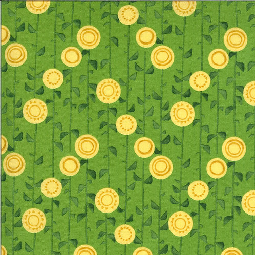 Solana | Stalks Sprout by Robin Pickens for Moda Fabrics