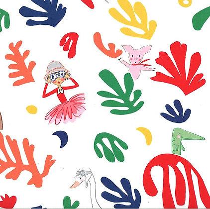 Lola Dutch By Sarah Jane Lola Loves Matisse Cherry