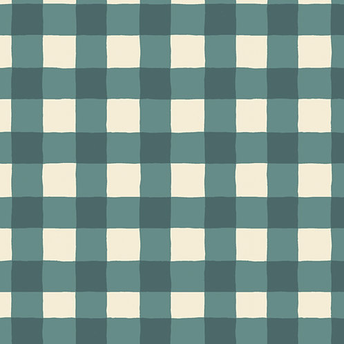 Cozy and Joyful Plaid of my Dreams By Maureen Cracknell for Art Ga