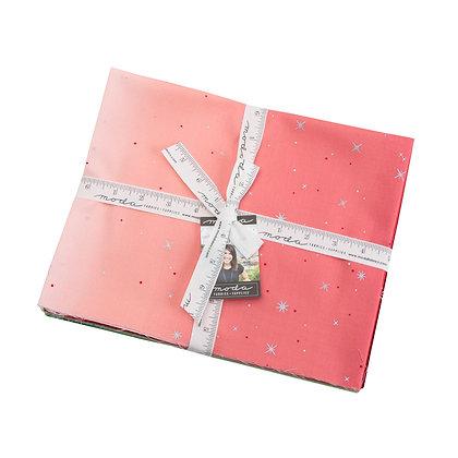 Ombre Christmas Fairy Dust Half Yard Bundle By V and Co. for Moda Fabrics