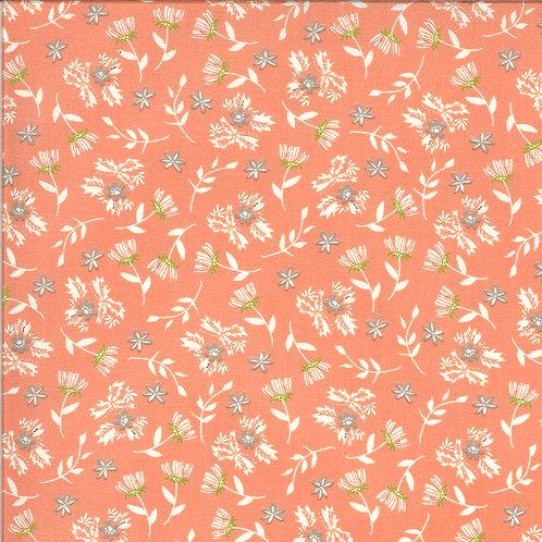 Balboa  Primrose Coral By Sherri and Chelsi for Moda Fabrics