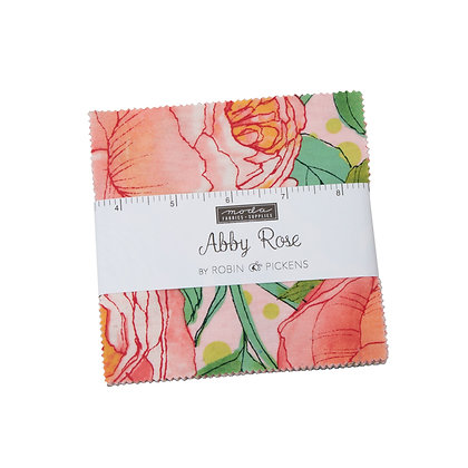 Abby Rose Charm Pack by Robin Perkins