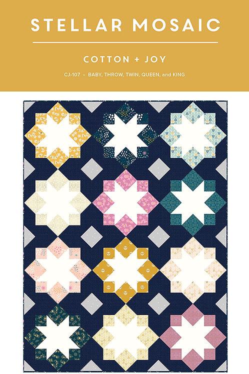 Stellar Mosaic By Cotton and Joy