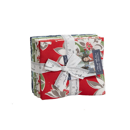 At Home Canvas Fat Quarter Bundle by Bonnie and Camille
